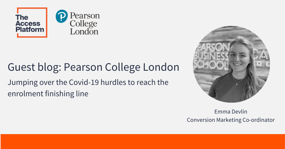 Guest blog: Pearson College London's new normal