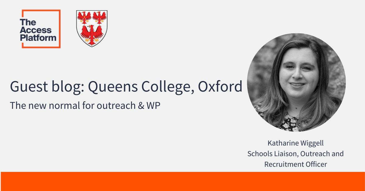 Guest blog: the new normal for Queen's College, Oxford