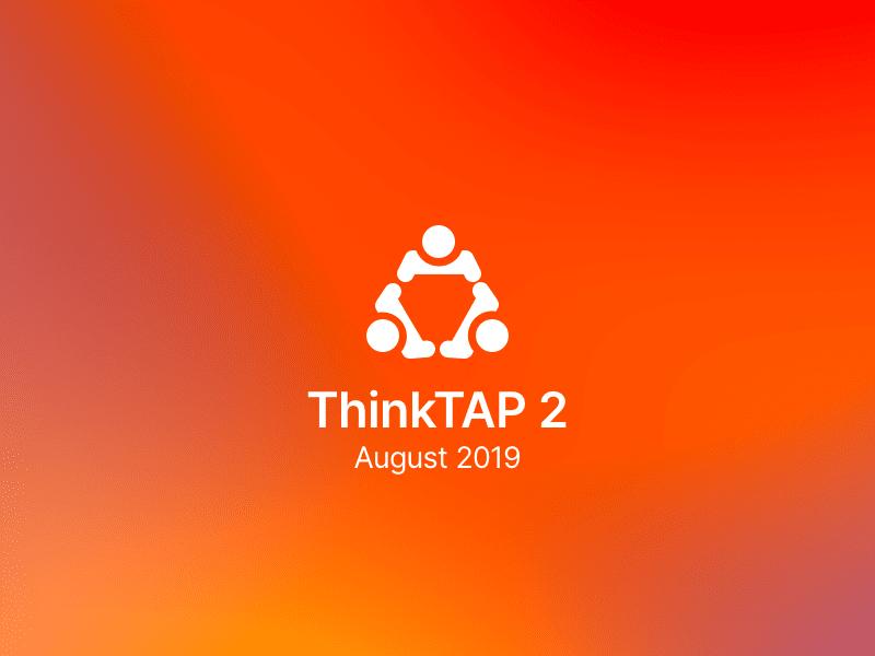 ThinkTAP 2