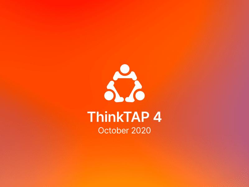 ThinkTAP 4 white paper