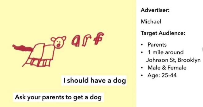 doggo ad
